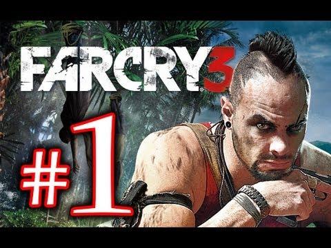 Cry Far Far Cry 3 Walkthrough Playthrough Part 1 Hd 94 Minutes