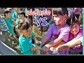 หนูยิ้ม vs หนูแย้ม | แข่งชักเย่อ ใครจะชนะ?