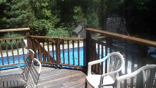 Mashpee Vacation Rental, Solar Heated In-ground Pool, Patio/large Deck, Property 8876