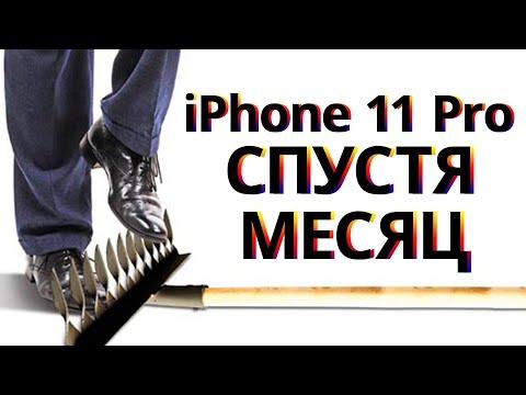 Опыт использования IPhone 11 Pro