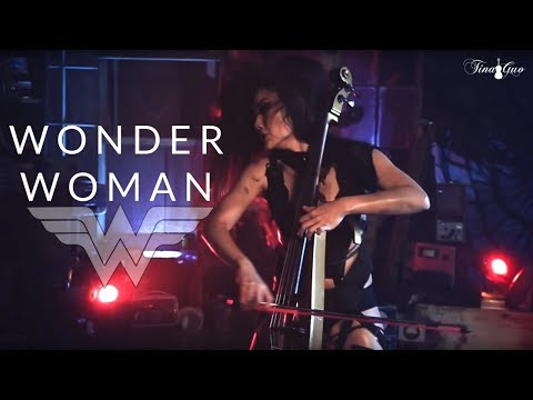 Wonder Woman Main Theme  Tina Guo