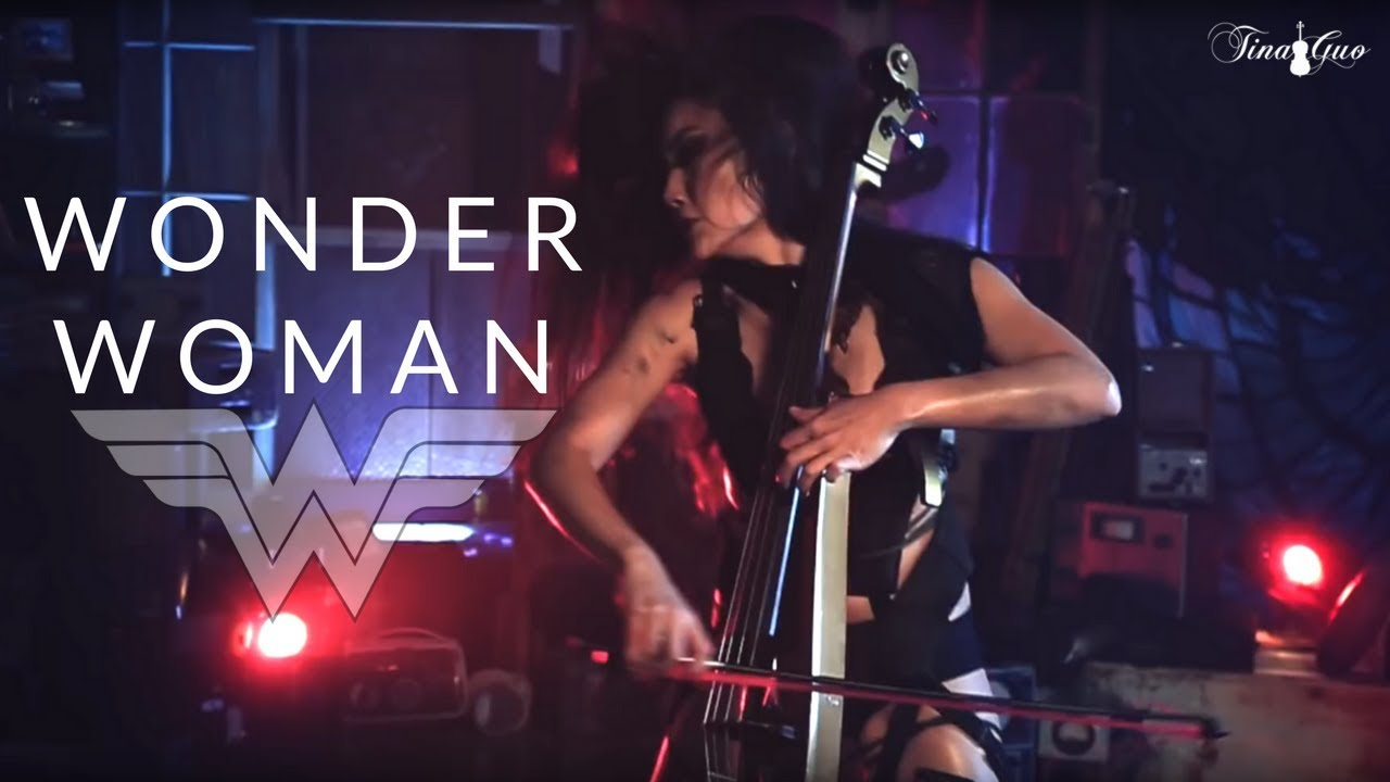 Cello, Electric Cello, Erhu, and Composer | Tina Guo