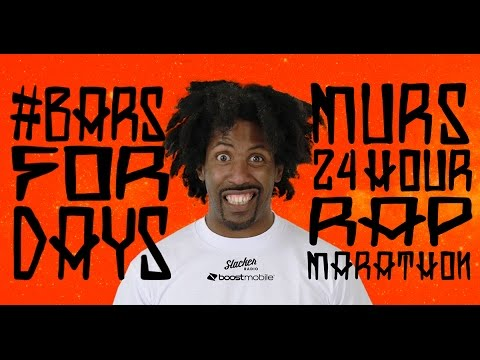 #BarsForDays: Murs Attempts To Set 24+ Hour World Record