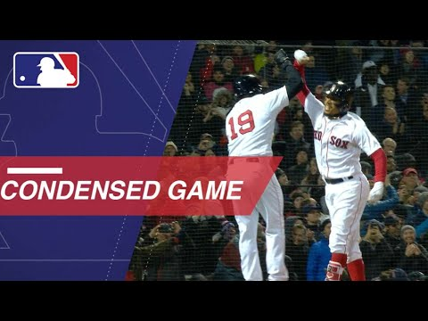Condensed Game: NYY@BOS - 4/10/18
