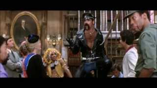 The late, great Glenn Hughes (of the Village People) singing the ev...
