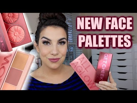 HIT OR MISS? New Clinique Face Palettes | Holiday 2018 Mp3