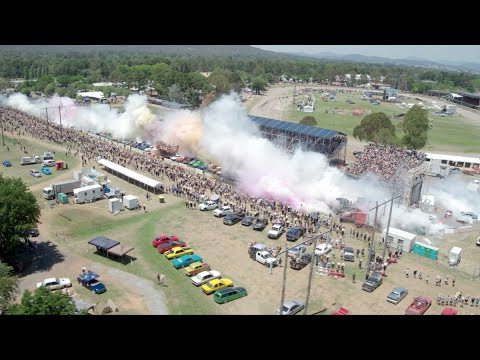 Your Morning Show - The World record Burnout currently