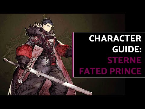 Character Guide: How To Use Sterne | [WOTV] War Of The Visions: Final Fantasy Brave Exvius