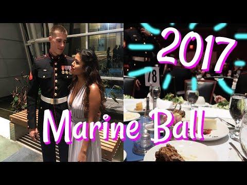 2017 MARINE CORP BALL