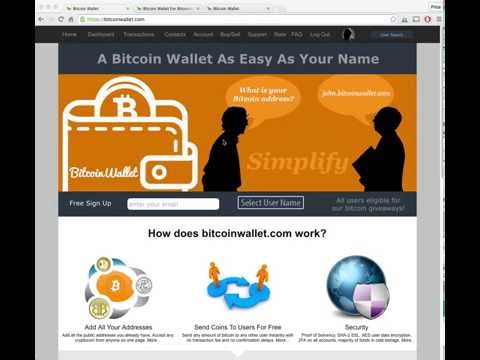 What is my bitcoin address?
