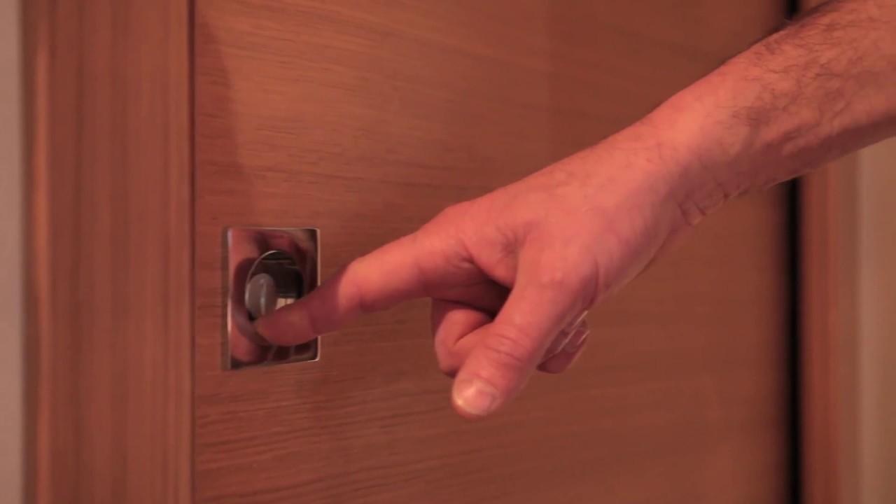 Porte da interno scorrevoli in legno-alluminio-vetro. - YouTube