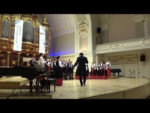 Academic Choir of the University of Niš Student Cultural Centre, Serbia - UNIVERSITAS CANTAT 2017