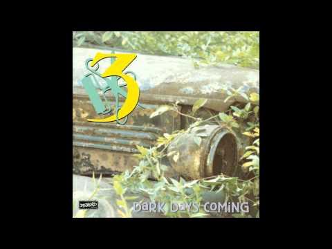 Three - Dark Days Coming (Dischord Records #33) (1989) (Full Album)
