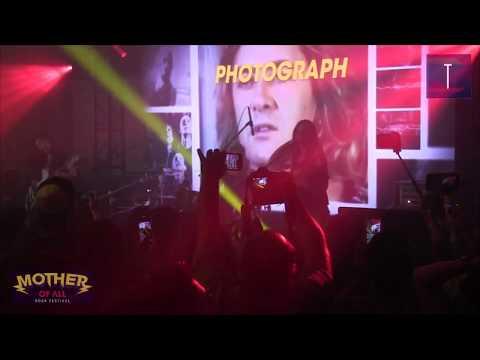Mother of All: Rock Festival (Revelación de Lineup The Warning)