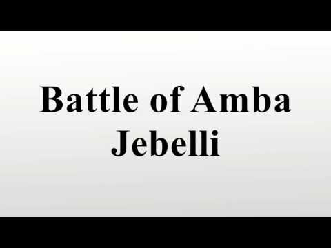 Battle of Amba Jebelli