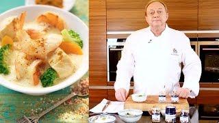Indisches Hähnchen-Curry einfach selbst zubereitet - Rezept von Alfons Schuhbeck