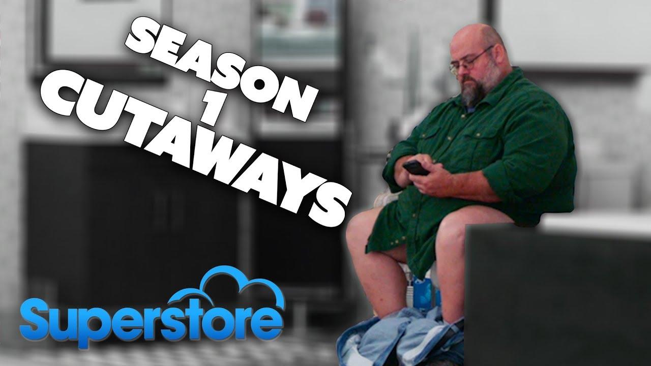 Download Season 1 Customer Cutaways | Superstore | Comedy Bites