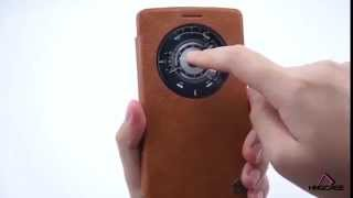 Case LG G4 Nillkin Qin Leather