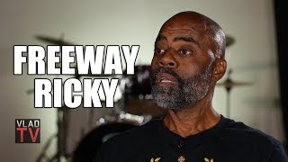 Freeway Ricky on Tekashi Snitching on Everyone: That's How It Works with the Feds (Part 18)