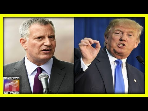 Commie NYC Mayor Gets A TERRIBLE Start to His 2020 Presidential Campaign In HIS OWN CITY
