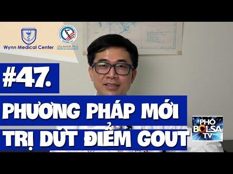# 47 Phương pháp mới trị dứt bệnh Gout (Gút)