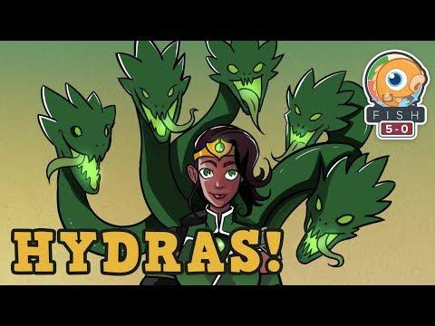 Fish Five-0: Hydras! (Standard, Magic Arena)