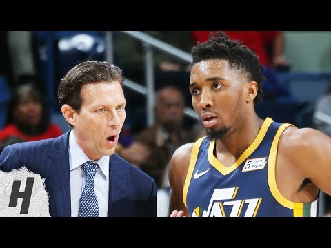 Utah Jazz vs New Orleans Pelicans - Full Game Highlights | March 6, 2019 | 2018-19 NBA Season