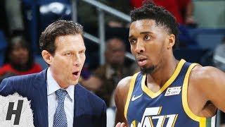 Utah Jazz vs New Orleans Pelicans - Full Game Highlights | March 6, 2019 | 2018-19 NBA Season
