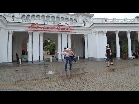 Поездка в Кисловодск часть 1. Обзор съемной квартиры Рынок Парк Комсомольский Прогулка по городу