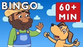 BINGO and More | Nursery Rhymes from Mother Goose Club!