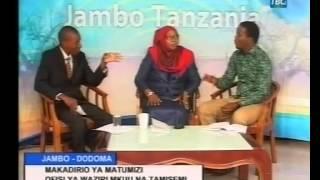 JAMBO TANZANIA May 13 2015 ASUBUHI | TBC