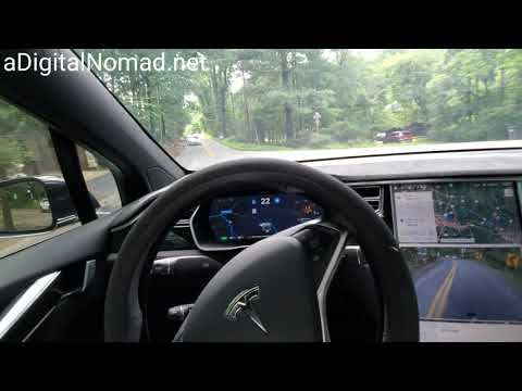 dangerous-rollercoaster-road-vs.-tesla-autopilot-2019.24.4-|-vid-003