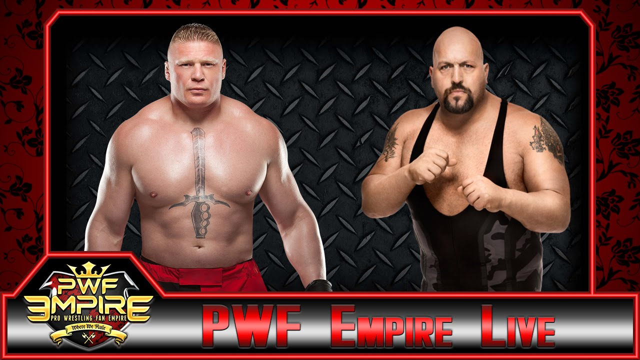 Does Size Matter? (Brock Lesnar vs Big Show preview) - YouTube