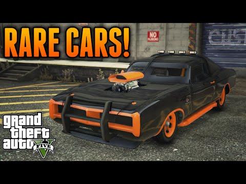 Gta Rare Cars