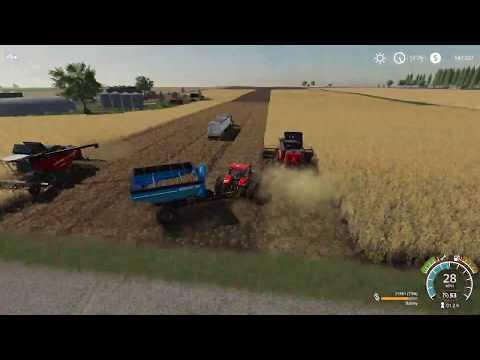 Farming Timelapse   Welker Farms #4   FS19 Timelapse   Farming Simulator 19 Timelapse.
