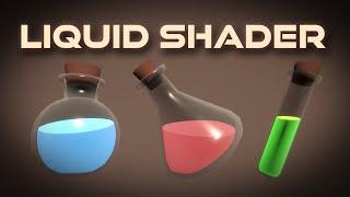 Unity Shader Graph - Liquid Effect Tutorial
