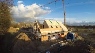 Houtskeletbouw door Siemensma in Zutphen