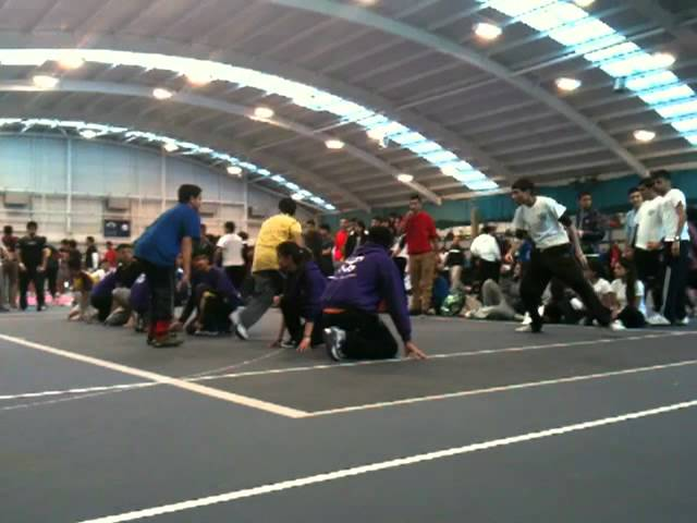 Sports Comp 2012 - Kho-Kho - Westminster Vs City Travel Video