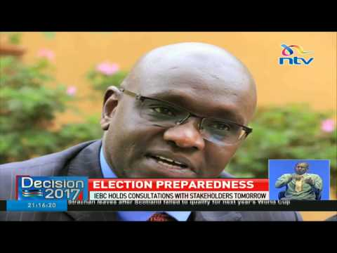 Aukot angered by decision to include all presidential candidates on the ballot