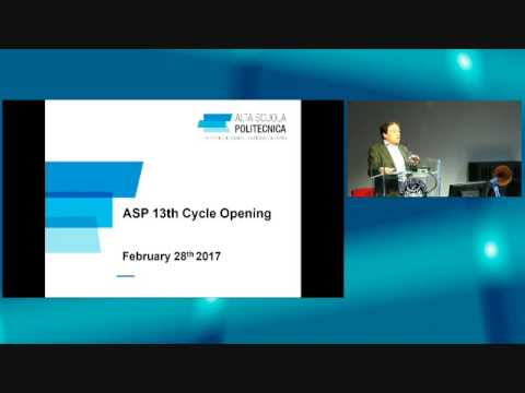 Marco Morganti - Patient, Safe & Smart: Investing in Social Economy