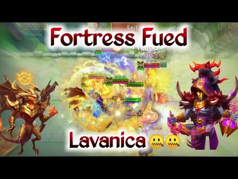 Fortress Fued   What A Lava 3:42   18 August   Few Good Battle   Castle Clash