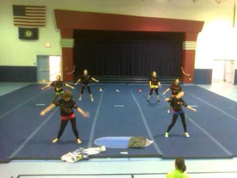 Bracken County Swag Wagon dance team