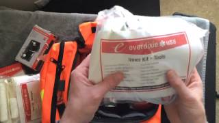 Ever Ready First Aid Kit - First Responder Kit 999207 unpacking