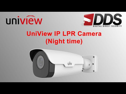 Number Plate Recognition Camera (ANPR, Alarms) | UNV