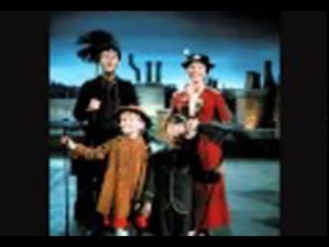 musique film mary poppins 1964 chem cheminee walt. Black Bedroom Furniture Sets. Home Design Ideas