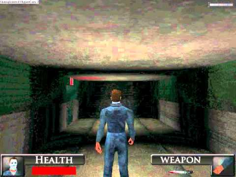 halloween 3d game demo how to pass level one youtube - Halloween Video Game Michael Myers