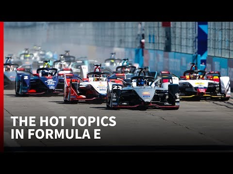 The big talking points of the Formula E season so far
