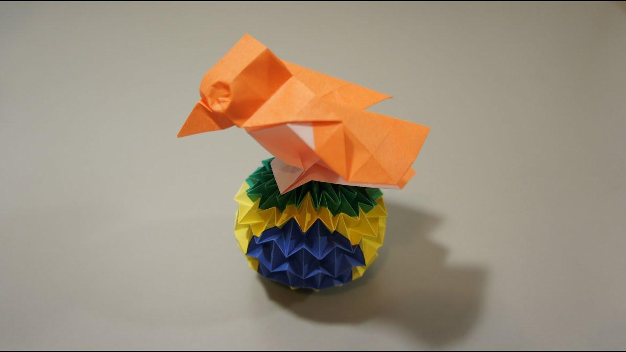 Origami Sparrow (Jo Nakashima) - YouTube - photo#14