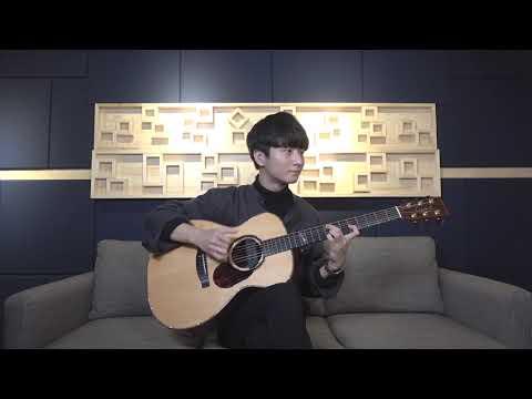 (IU) Blueming - Sungha Jung