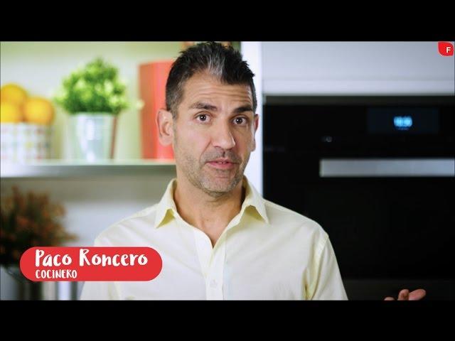 3 platos estrellas para esta primavera - Paco Roncero